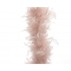 Boa plumas 184 cm dos colores