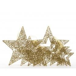737456 Estrellas doradas...