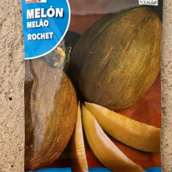 """Semillas melón """"ROCHET"""""""