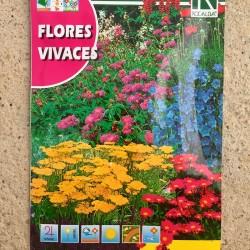 Semillas flores vivaces