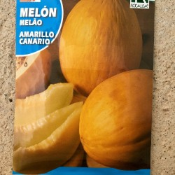 Semillas MELON AMARILLO...