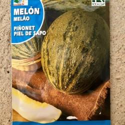 Semillas melon PIÑONET PIEL...