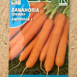Semillas ZANAHORIA AMSTERDAM 2