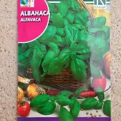 Semillas ALBAHACA GRANDE-...