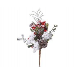 PICK DECORADO BERRIES 22 CM.