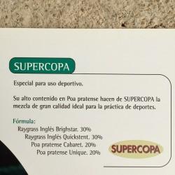 Semilla de césped SUPERCOPA