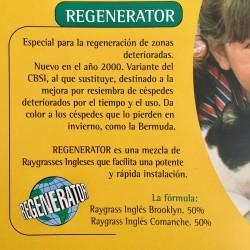 Semilla césped-REGENERATOR
