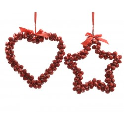 Estrella-Corazon with bells...