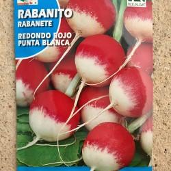 "Semillas rabanito ""REDONDO..."