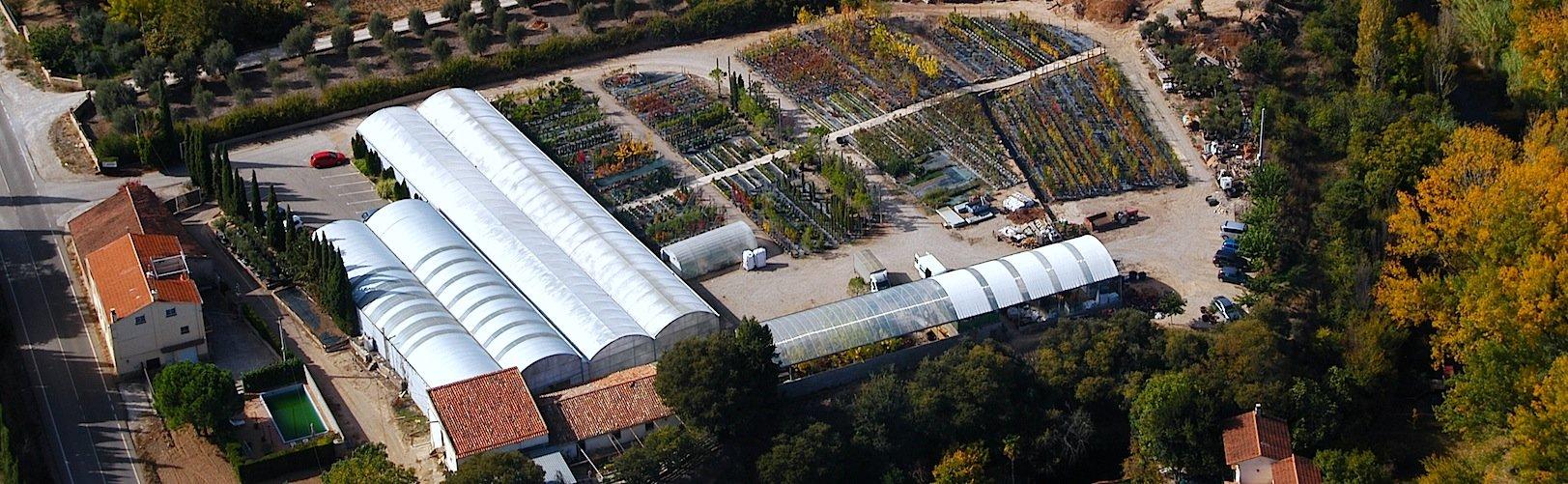 Instalaciones de la empresa en Alcañiz